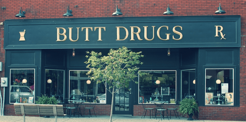 Butt Drugs In Indiana Example Of Standing Out From Competition