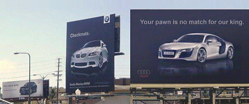 BMW vs Audi Rivalry