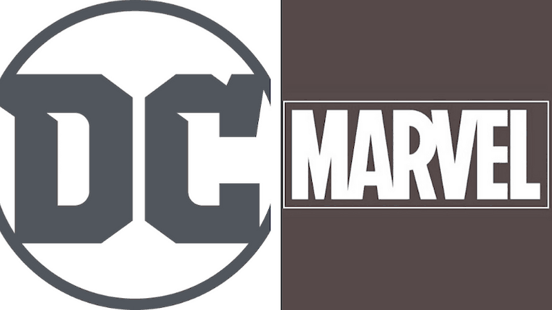 DC vs Marvel Rivarly